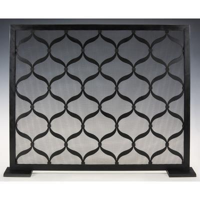 Duncan Fireplace Screen