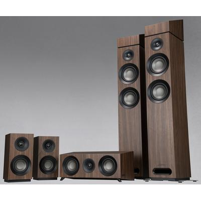 Studio S 807 HCS Home Cinema System - Walnut