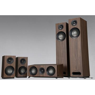 Studio S 805 HCS Home Cinema System - Walnut