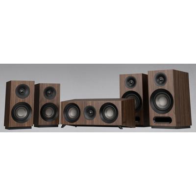 Studio S 803 HCS Home Cinema System - Walnut