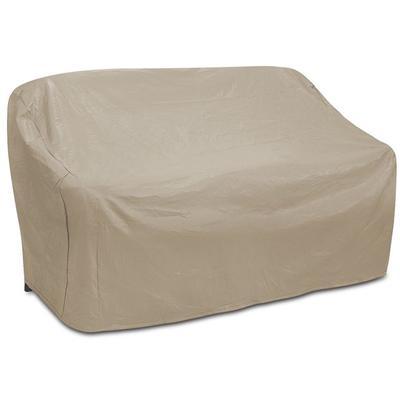 2-Seat Wicker Sofa Cover