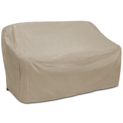 3-Seat Wicker Sofa Cover