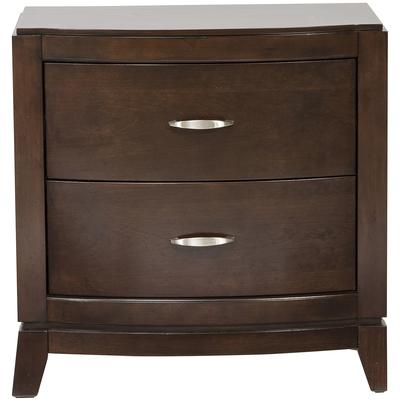 Avalon 2-Drawer Nightstand