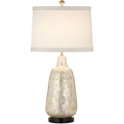 Shell Vase Lamp