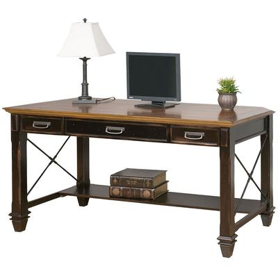 Hartford Writing Desk - Two-Tone