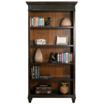 Hartford Bookcase - Two-Tone