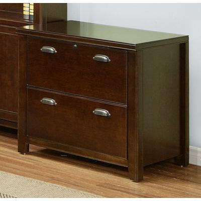 Tribeca Loft Cherry 2-Drawer Lateral File