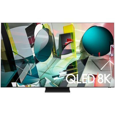 """65"""" QLED Flat 8K QHDR, 7680x4320, 240MR, Smart, WiFi, Voice, RS-232c"""