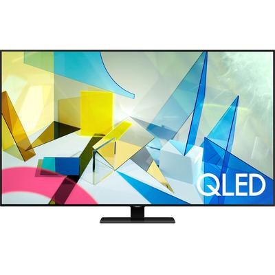 "75"" QLED Flat 4K QHDR, 3840x2160, 240MR, Smart, WiFi, Voice, RS-232c"