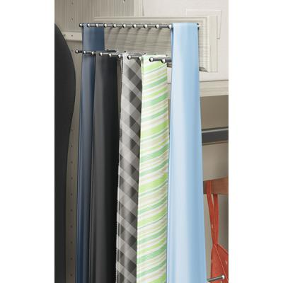 Tie Rack - Weathered Grey