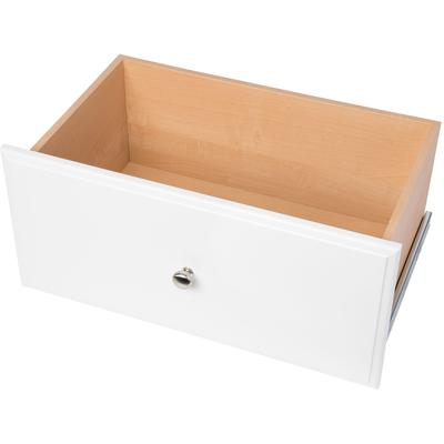 "Easy Track 12"" Drawer - White"