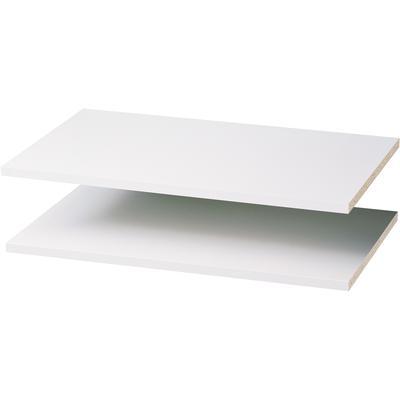 """24"""" Shelves (2 pack) - White"""