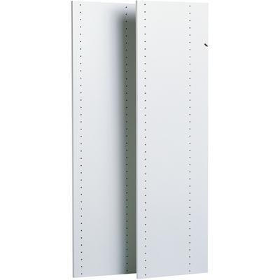 "48"" Vertical Panels (2 pack) - White"