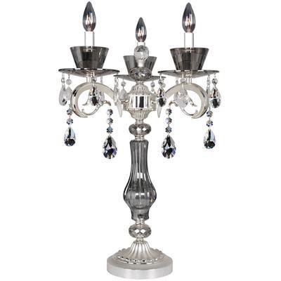 Locatelli 3-Light Table Lamp