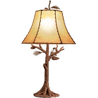 Ponderosa 1-Light Table Lamp