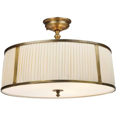Williamsport 4-Light Semi-Flush