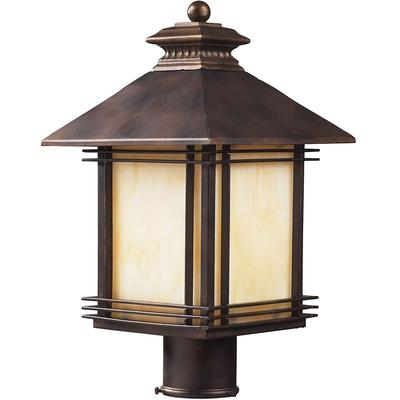 Blackwell 1-Light Outdoor Post Lantern