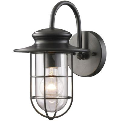 Portside 1-Light Outdoor Wall Mount Lantern