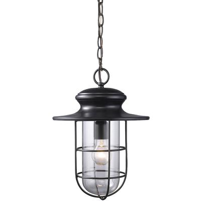 Portside 1-Light Outdoor Pendant Lantern