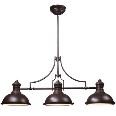 Chadwick 3-Light Billiard/Island Light