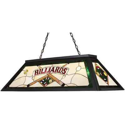 Tiffany 4-Light Billiard Light