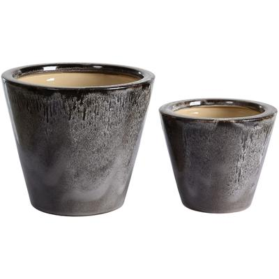 Set of 2 Oden Pots