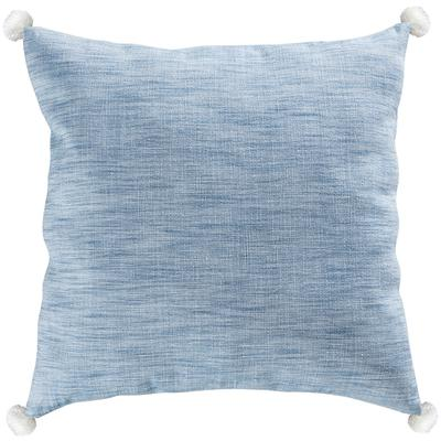 "20"" x 20"" Bellford Pillow - Azure"