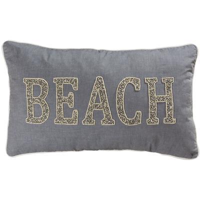 """16"""" x 26"""" BEACH Lumbar Pillow"""