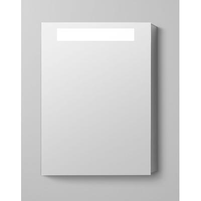 """24"""" Damien Contempo Medicine Cabinet - Satin Aluminum"""