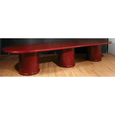 Sonoma Conference Table - Dark Cherry