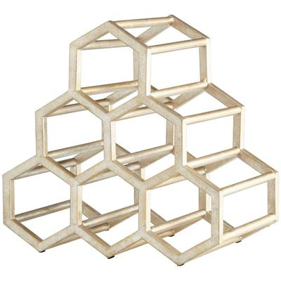 Hex Hut Wine Rack