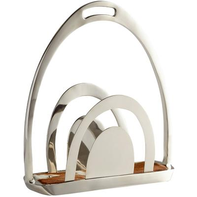 Placeholder Magazine Rack