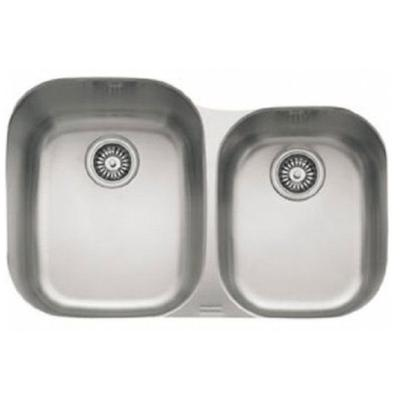 Regatta™ Stainless Undermount Double-Bowl Kitchen Sink