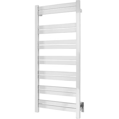 Milan 14-Bar Hardwired Towel Warmer - Polished