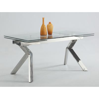 Ella Butterfly Legs Extendable Dining Table