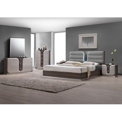 London Queen 4-Piece Bedroom Set