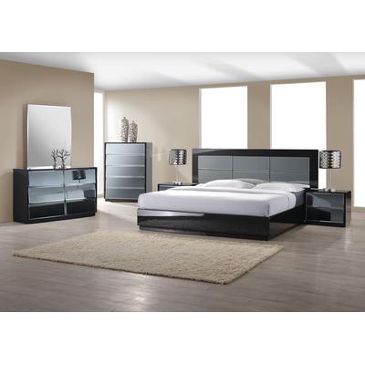 Venice King 4-Piece Bedroom Set