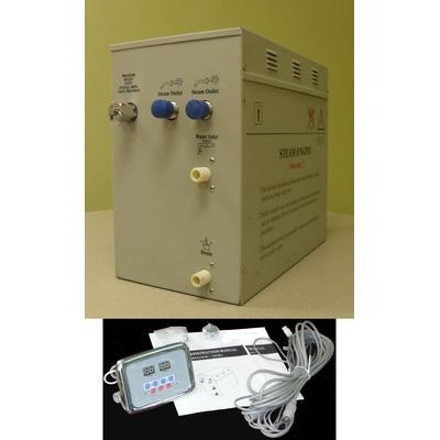 12kW 220-Volt Steam Generator with Control Kit