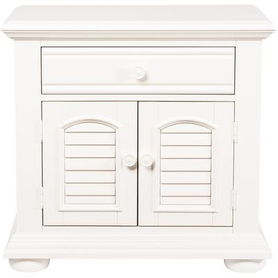 Summer House I 1-Drawer Nightstand