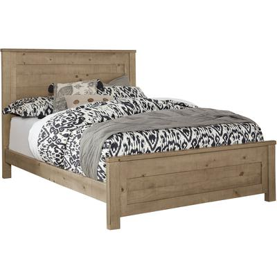 Wheaton Complete King Panel Bed