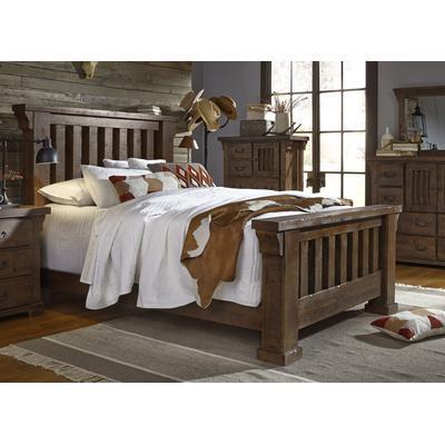 Forrester Complete Queen Slat Bed