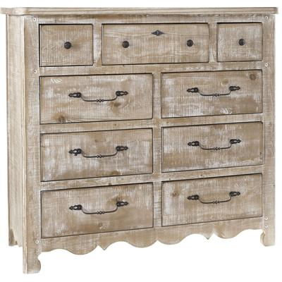 Chatsworth 7-Drawer Dresser - Chalk