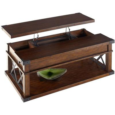 Landmark Castered Lift-Top Cocktail Table