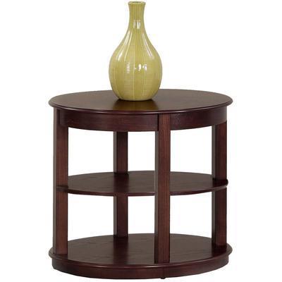 Sebring Oval End Table