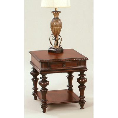Mountain Manor Rectangular End Table