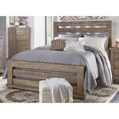 Willow Queen Slat Bed