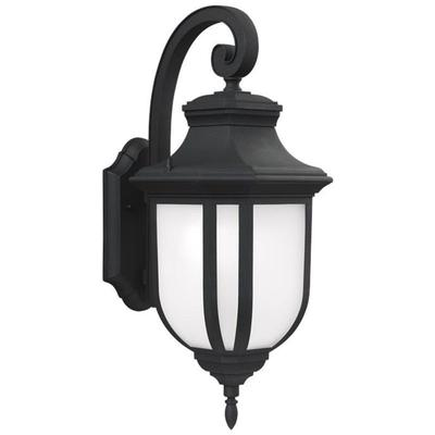 Childress Large 1-Light Outdoor Wall Lantern