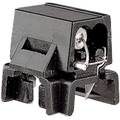 Lx Fused Plug-12 - Black