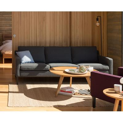 Skye Sofa - Jet Shade