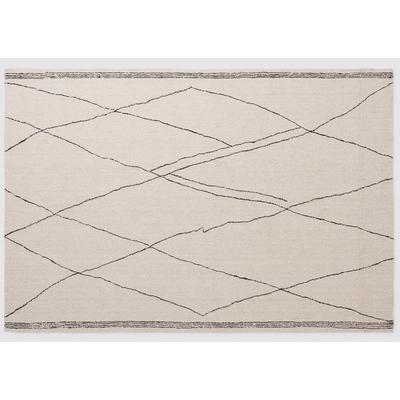 Azar 5' x 8' Area Rug - White